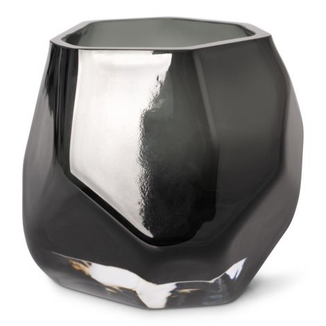 Magnor Iglo Tealight Small Ash Black