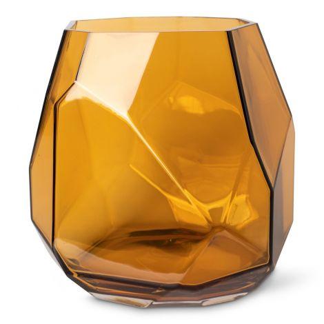 Magnor Iglo Lantern Medium varm konjak