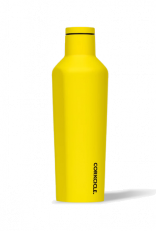 Corkcicle Neon Thermos Neon Yellow ~ 0,5 L.