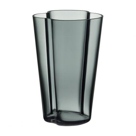Iittala Aalto Vase Mørkegrå 220 mm