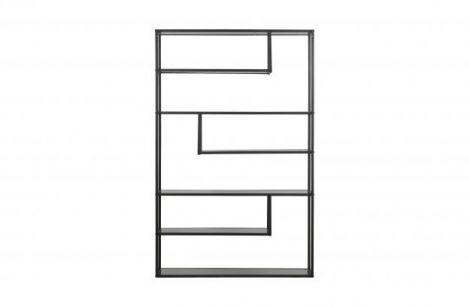 WOOOD Teun cabinet xl metal black