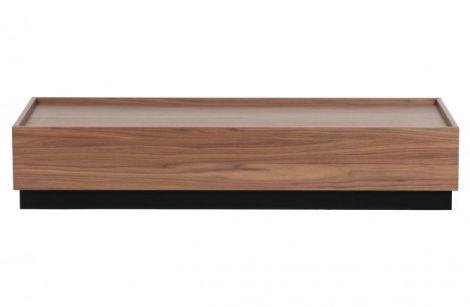 Vtwonen Block soffbord tallvalnöt 135x60