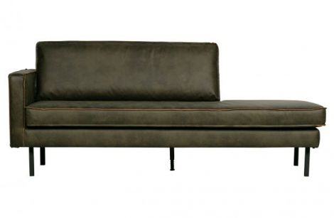 BePureHome Rodeo Daybed Skinn Army
