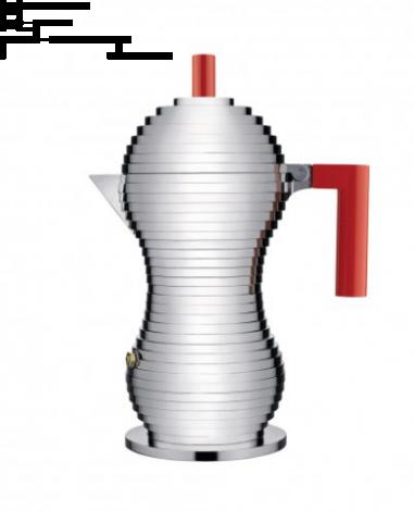 Alessi Pulcina Espresso Kaffebryggare 30 cl