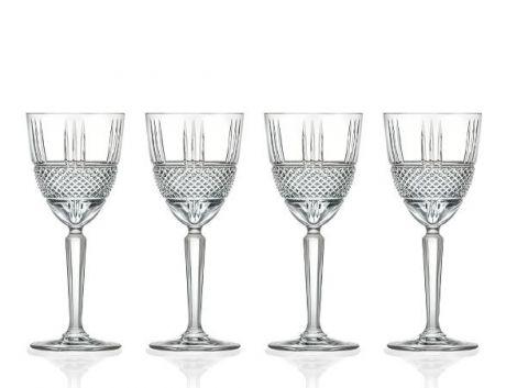Lyngby Glass Rødvin Brillante 29cl 4 stk.