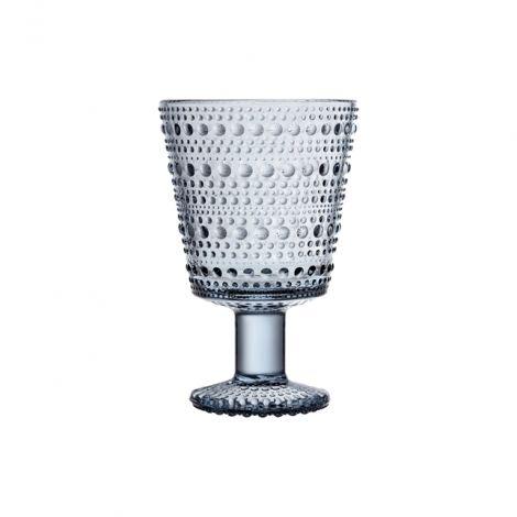 Iittala Kastehelmi Glass med Stett 26cl Resirkulert Glass 2-stk