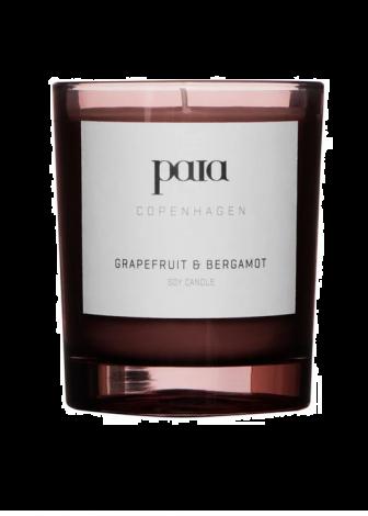 Paia Copenhagen Duftlys Grapefruit & Bergamotte