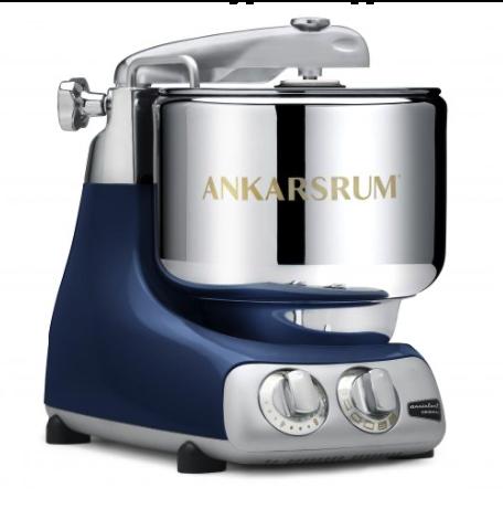 Ankarsrum Kjøkkenmaskin Assistent Original Ocean Blue Levering 01/21