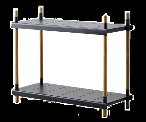 Cane-line Frame hyllsystem högt