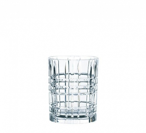 Nachtmann Square Whiskey Glass 4 pk 35 cl