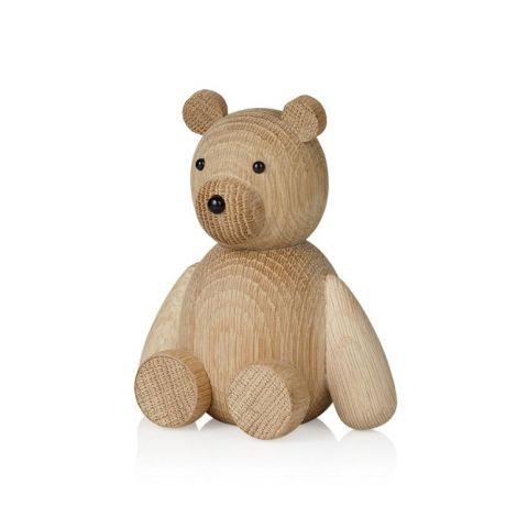 Lucie Kaas Teddy Eik Medium H13,5 cm