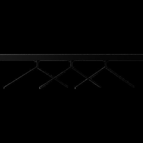 NICHBA Maghang Kleshengere 3-stk Sort