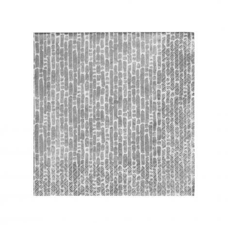 Iittala Ultima Thule serviett 33x33cm grå