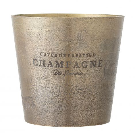 Bloomingville Champagne svalare mässing