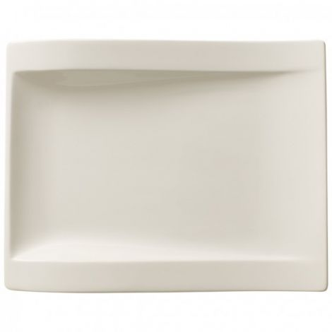 Villeroy & Boch New Wave Rectangular salad plate 26x20cm
