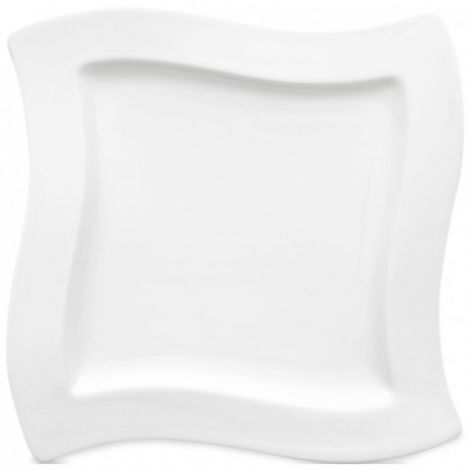 Villeroy & Boch New Wave Salad plate square 24x24cm
