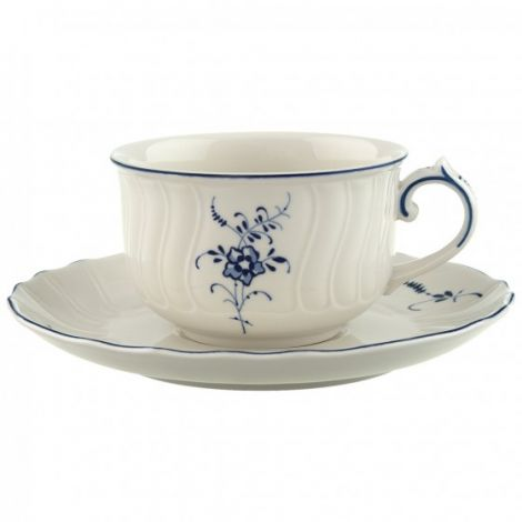 Villeroy & Boch Old Luxembourg Tea Cup 20 cl m / skål