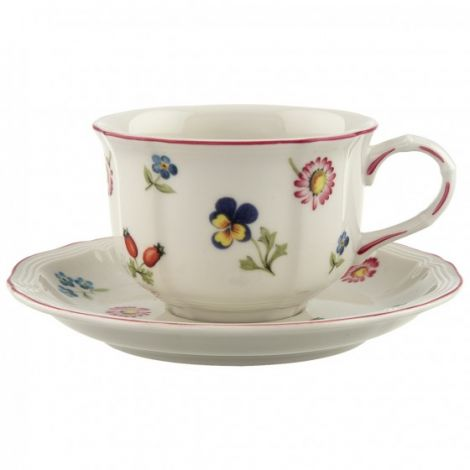 Villeroy & Boch Petite Fleur Tea Cup 20 cl m/ skål