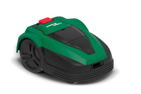 LawnExpert W1 500 Robotgressklipper og Garasje