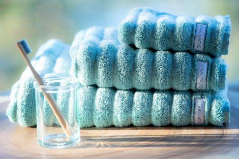 Staalnacke Core håndkle 30x50 Aqua