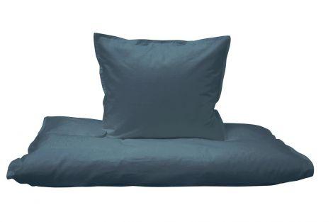 Cozy sängkläder för barn Djupblå 100% ekologisk bomull Flerval