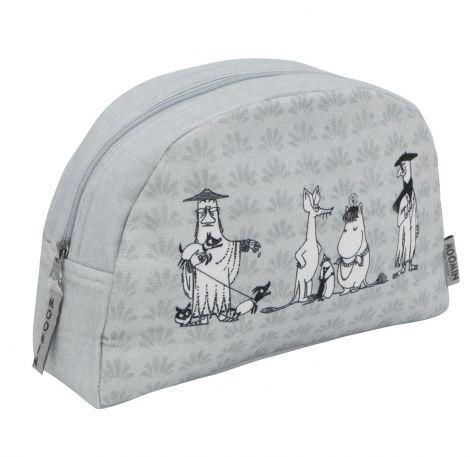 Moomin Toalettsäck Grå
