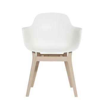 Andersen AC3 stol vit med tvålram